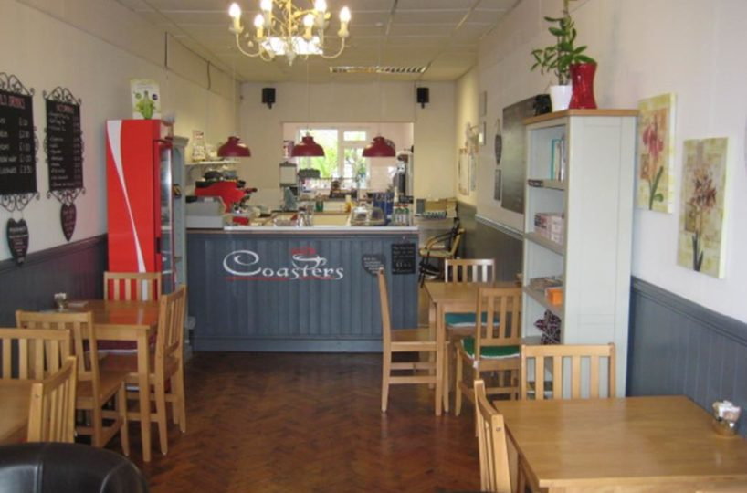 Leasehold Cafe and Tea Rooms Located In Newquay