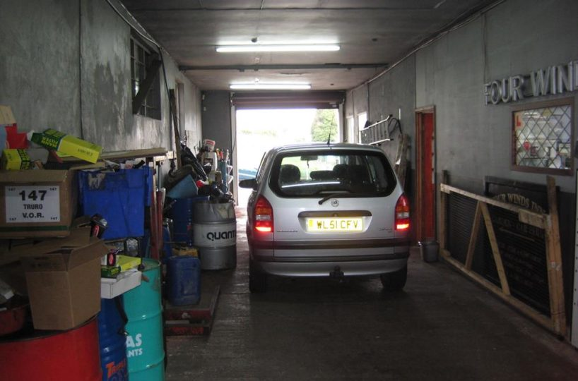 Freehold Garage Services Located In Falmouth