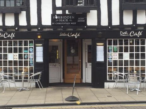 Licenced A3 Cafe and Restaurant in Stratford Upon Avon