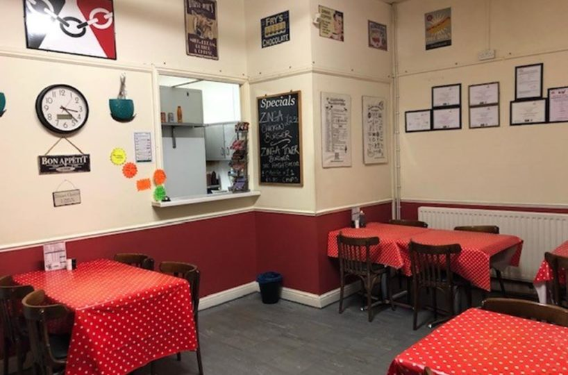 Leasehold Cafe Located In Brierley Hill