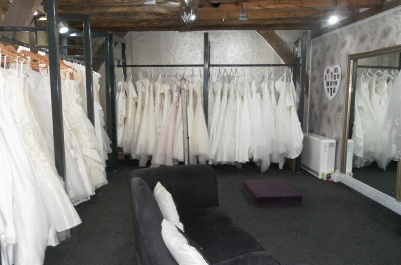 Established Leasehold Bridal Studio In Coventry