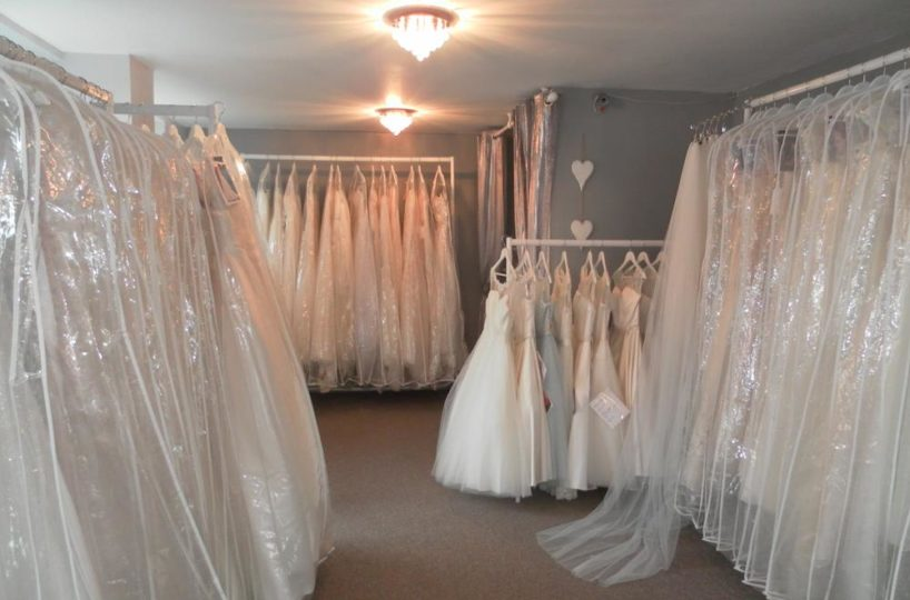 Bridal Boutique Located In Worcester