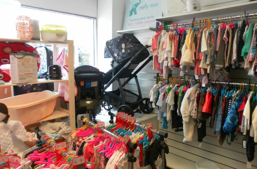 Nearly New Baby/Toddler and Maternity Goods Retailer Located In Droitwich Spa