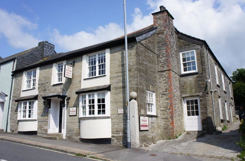 Freehold 7 Bedroom Guest House In Liskeard