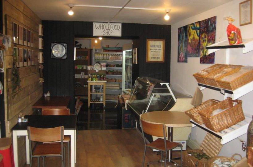 Leasehold Cafe/Deli and Health Food Shop Located In Penryn