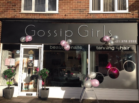 Beauty Salon Sutton Coldfield