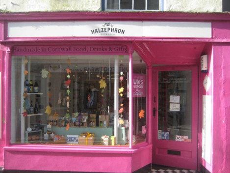Licensed Cornish Gifts and Specialist Foods Business In Falmouth