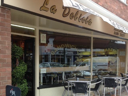 Sandwich bar, Coffee shop, Deli and Caterers in Balsall Common